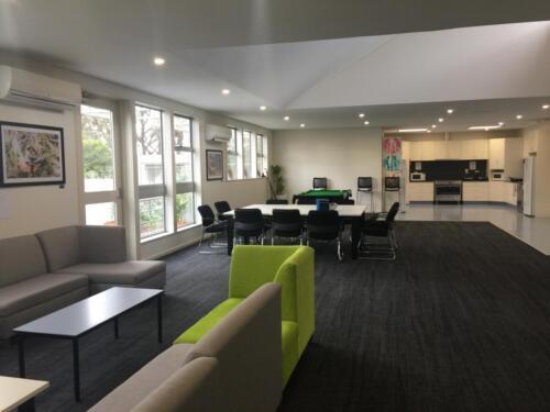 Bristol Couch Staffroom Layout